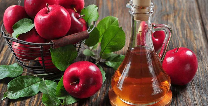 الفوائد الصحيه لخل التفاح