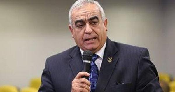 اللواء أسامة أبو المجد رئيس الهيئة البرلمانية لحزب حماة الوطن