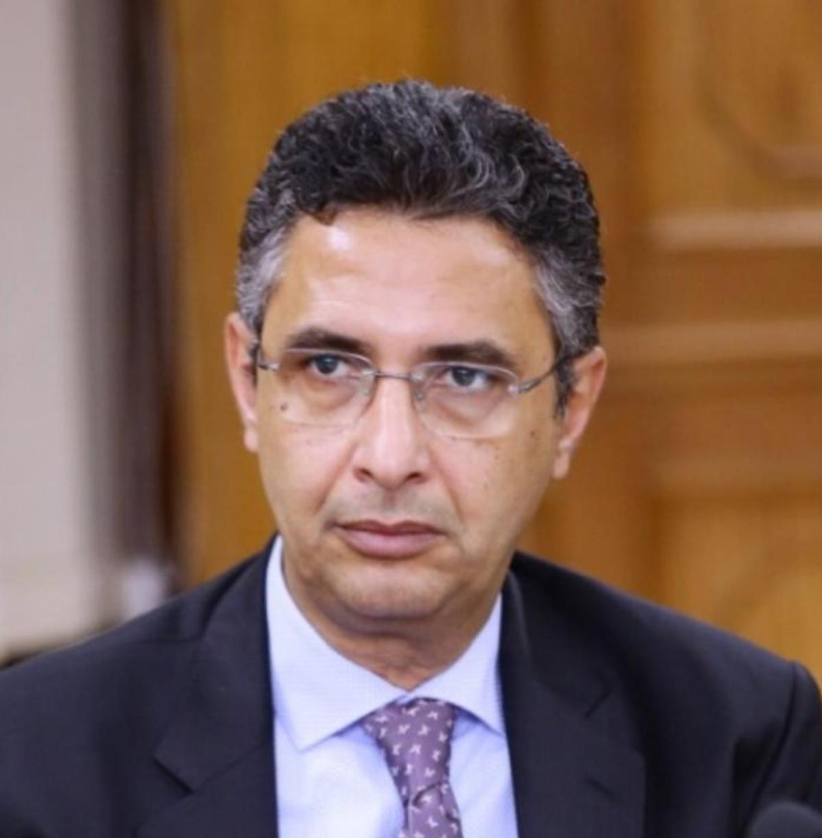 الدكتور شريف محمد فاروق