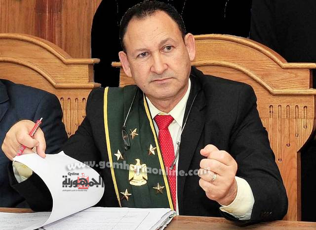 المستشارالدكتور محمد عبدالوهاب خفاجى نائب رئيس مجلس الدوله