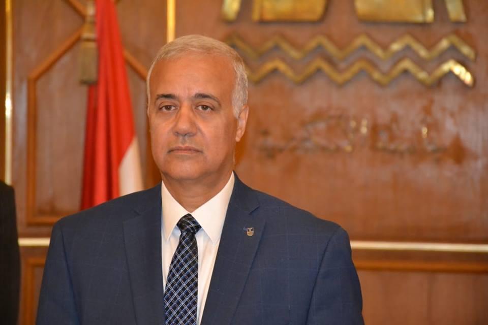 الدكتور عصام الكردى رئيس جامعة الإسكندريه