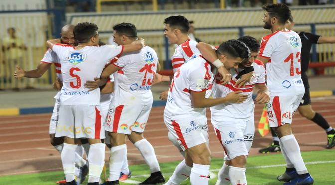 تابع الآن نتيجة مباراة الزمالك وجينيراسيون فوت 0 0 Zamalek Sc Vs