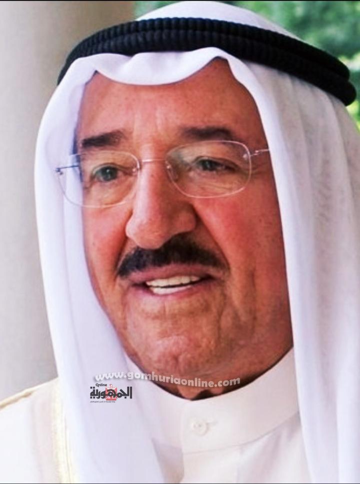 الشيخ صباح أحمد الجابر الصباح