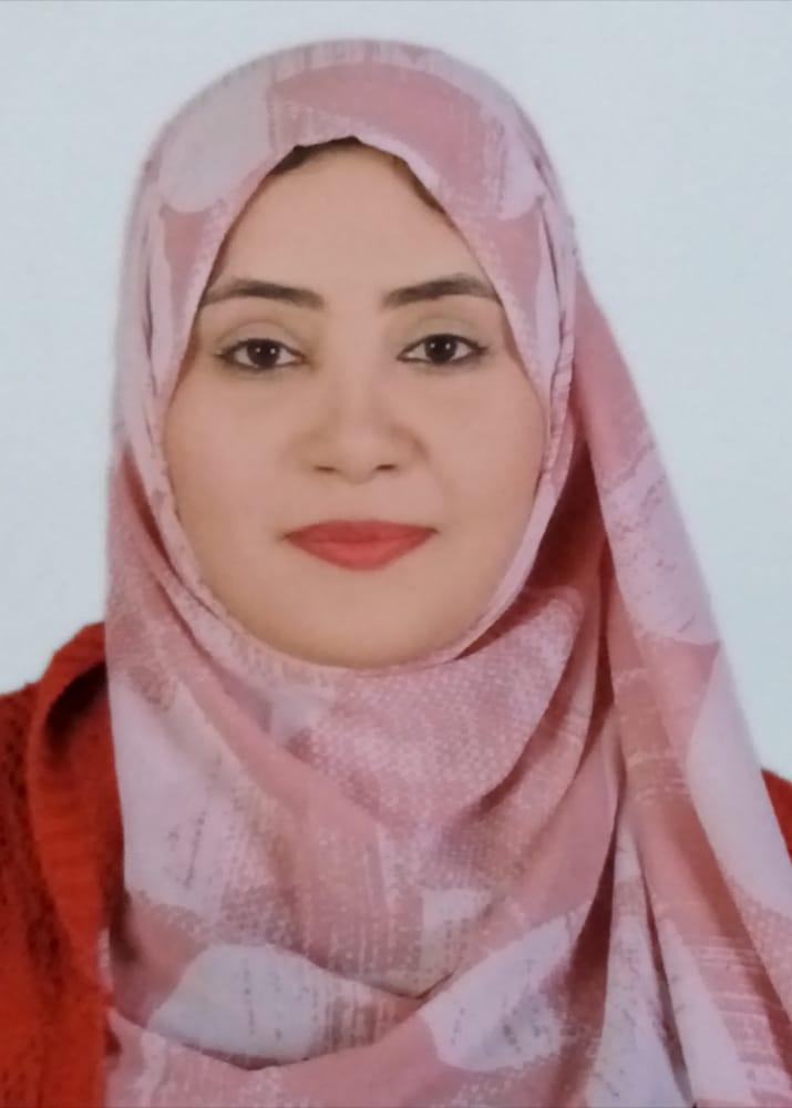 الدكتورة   وسام السيد جاد عثمان