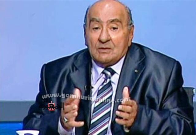 المستشار محمد حامد الجمل