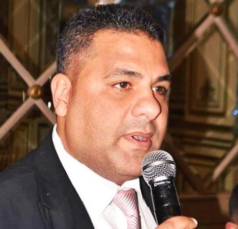 عمر عوض أمين عام حزب الجيل الديمقراطي بالإسكندرية