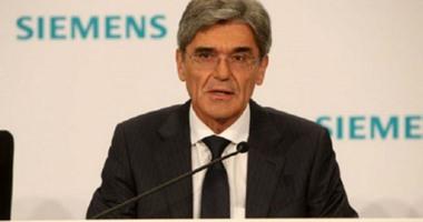 جوزيف كايسر، المدير التنفيذى ورئيس شركة سيمنز