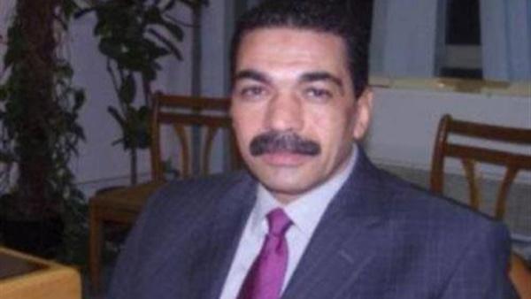 اللواء هشام الشافعي مدير أمن سوهاج