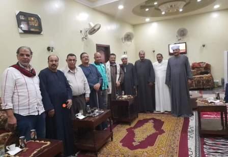 نتيجة بحث الصور عن إنهاء خصومة ثأرية بين آل عبد الراضى وآل عبد المجيد من قبيلة بنى هلال بالأقصر