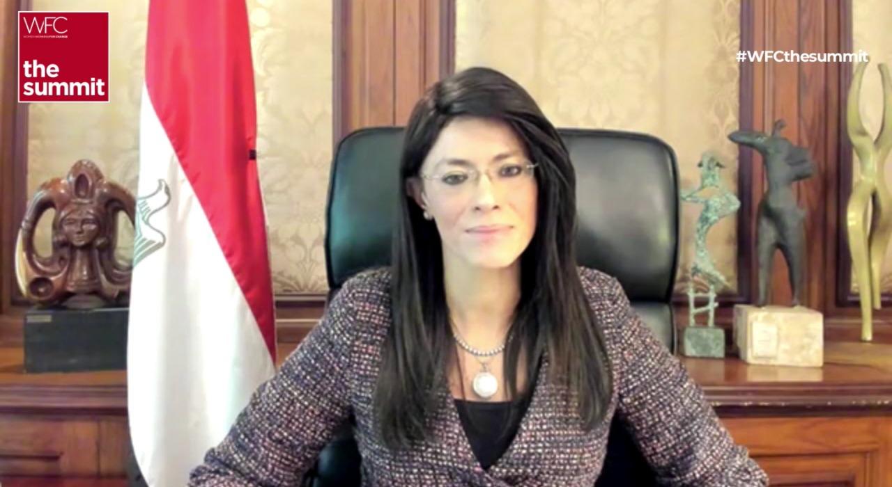 وزيرة التعاون الدولي، الدكتورة رانيا المشاط
