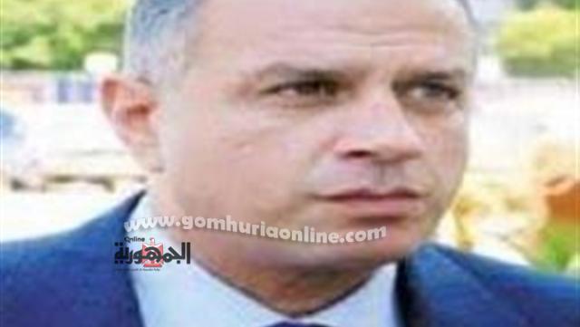 اللواء خالد شلبى مساعد وزيرالداخلية ومديرالادارة العامة لشرطة المنافذ والموانى