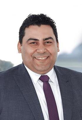 عادل حامد رئيسًا تنفيذيًا للمصرية للاتصالات