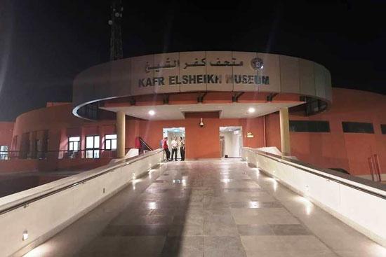 اليوم .. افتتاح متحف كفر الشيخ القومى بعد انتظار طال 20 عاماً