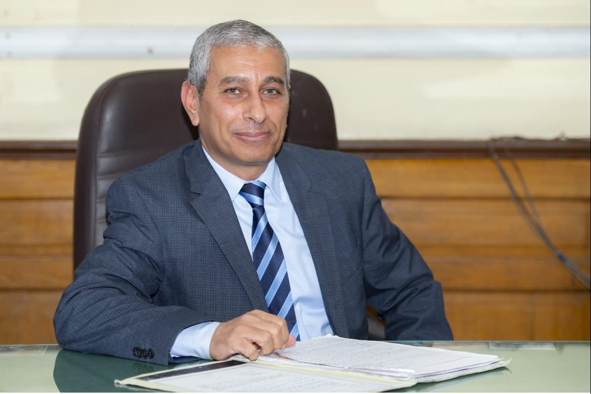د. جمال يقوت رئيس مصلحة الشهر العقاري