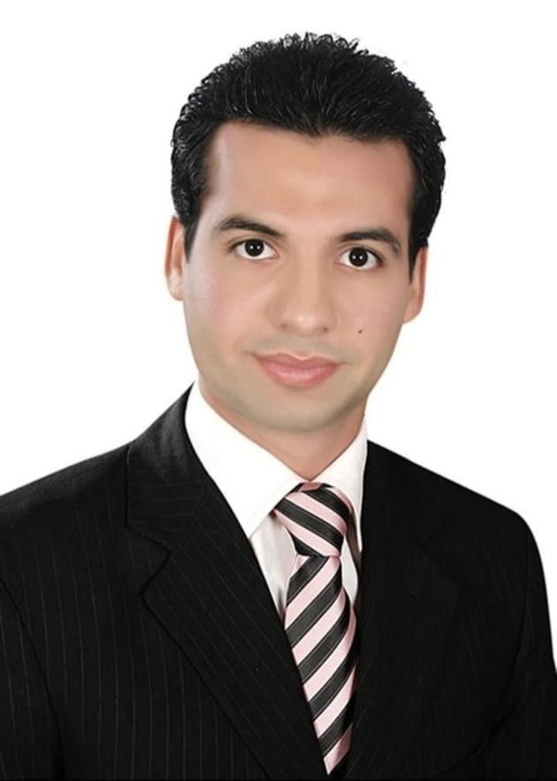 دكتور/ إيهاب إبراهيم عمر الجمل