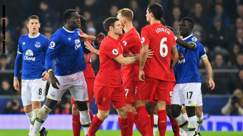 بث مباشر مباراة ليفربول وايفرتون في الدوري الانجليزي