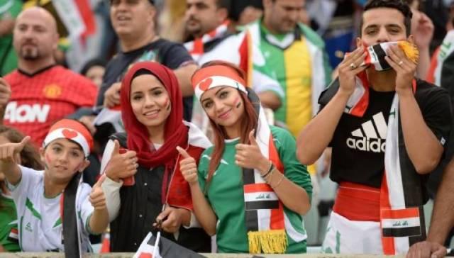 بث مباشر مباراة العراق والبحرين