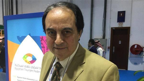 عادل المصرى رئيس غرفة المنشآت السياحية