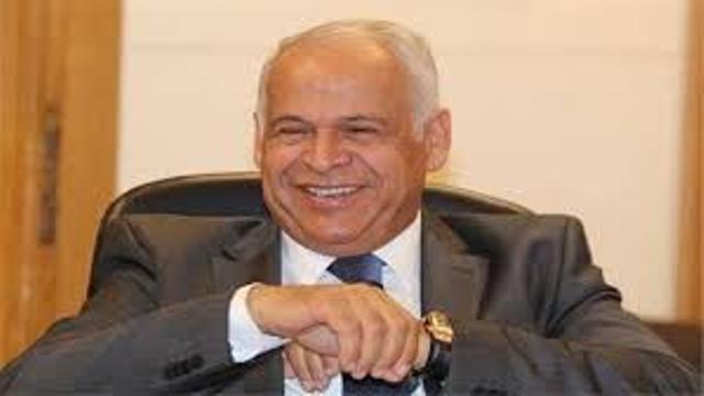 المهندس محمد فرج عامر رئيس لجنة الصناعة بمجلس النواب