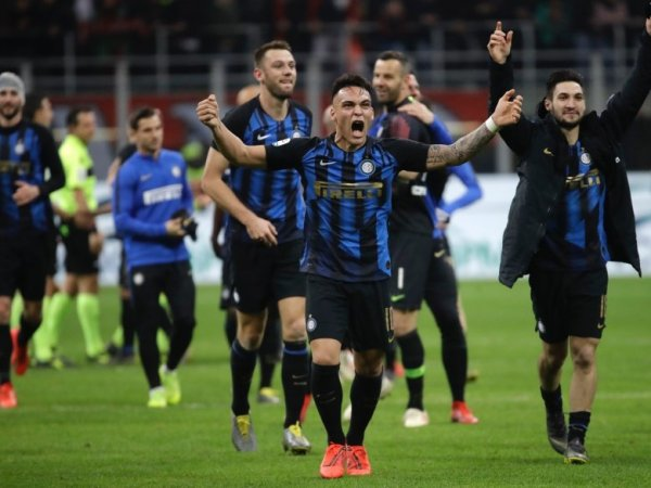 مباراة إنتر ميلان ضد روما فى الدوري الإيطالي  الموعد والتشكيل والقنوات الناقلة بث مباشر