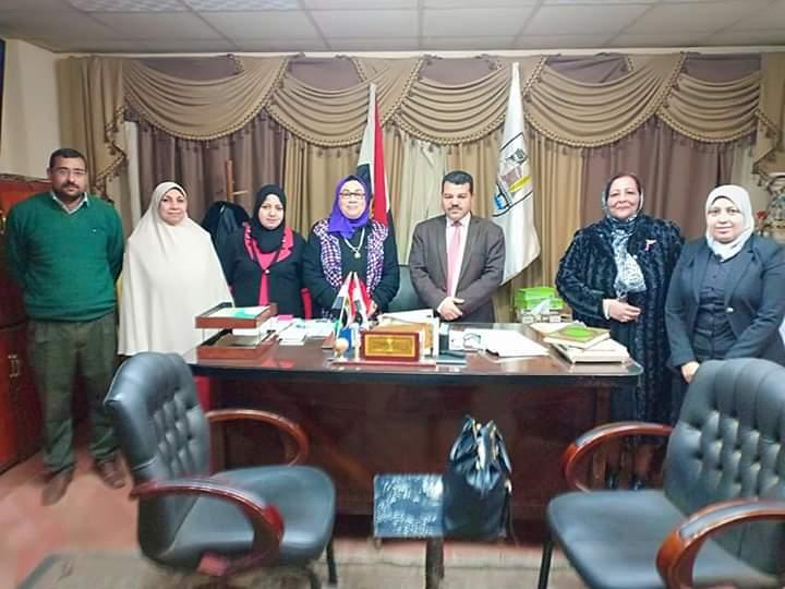 الصحة الإنجابية للمرأة.. ندوة في بنى سويف
