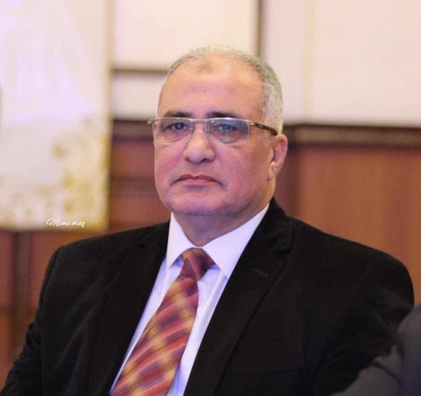 المستشار يوسف الدفتار