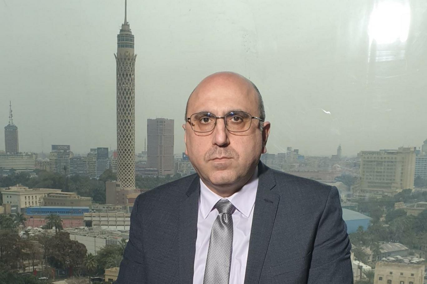 رامي عبد الرحمن مدير المرصد السوري لحقوق الإنسان