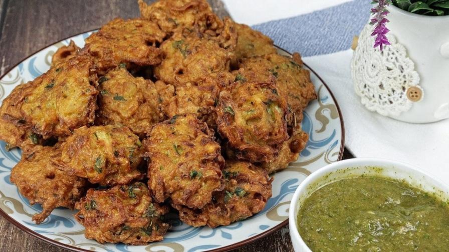 الباكورة الهنديه بالخضروات