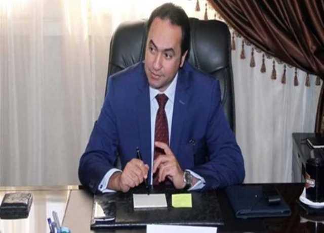 د. محمد عمر نائب وزير التربية والتعليم لشئون المعلمين