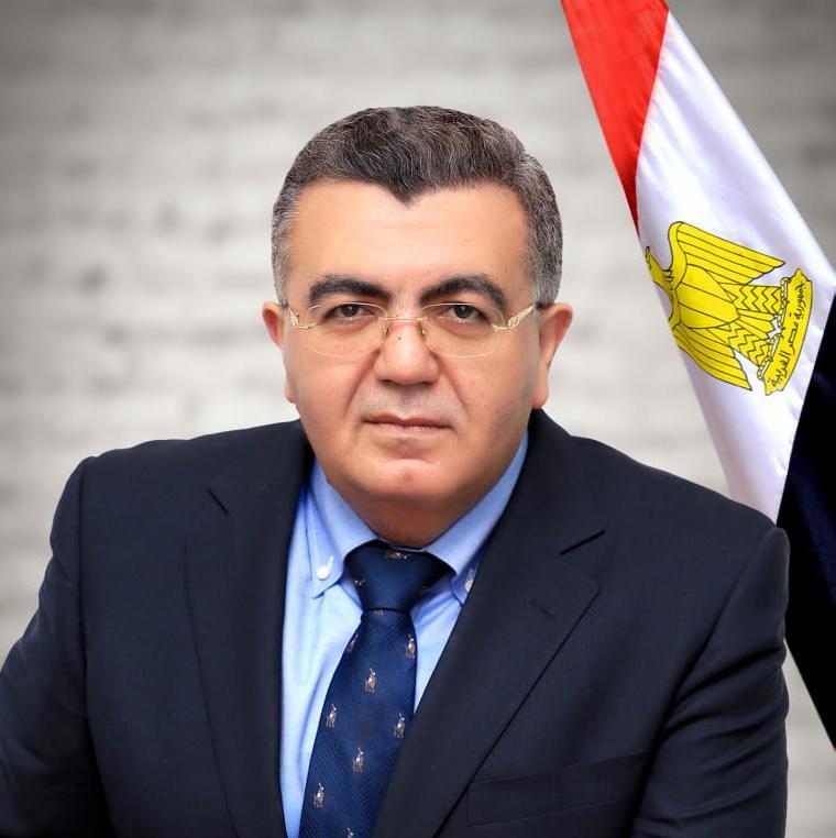 الخبير الدولى، الدكتور حاتم صادق