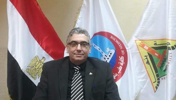 الدكتور مصطفي القاضي