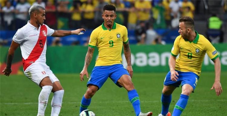 بعد خماسية السيليساو  فى دور المجموعات  مباراة  البرازيل وبيرو فى نهائي كوبا امريكا بث مباشر