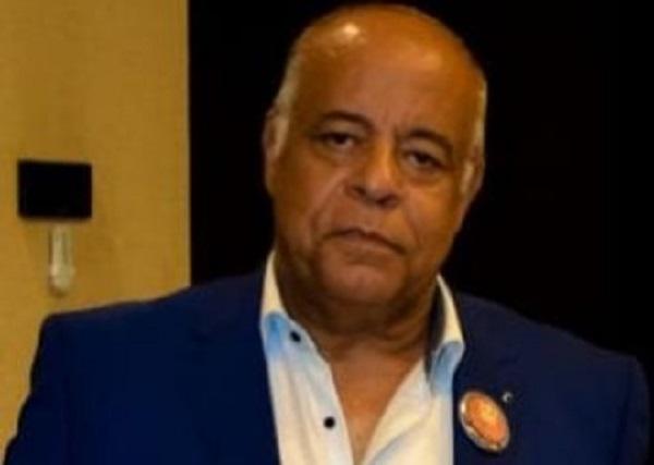 خالد حسن عضو الشعبة العامة للمستوردين