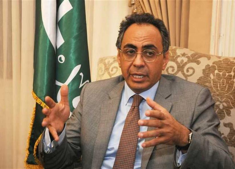 النائب د. هاني سري الدين- رئيس لجنة الشئون الماليه والاقتصادي بمجلس الشيوخ