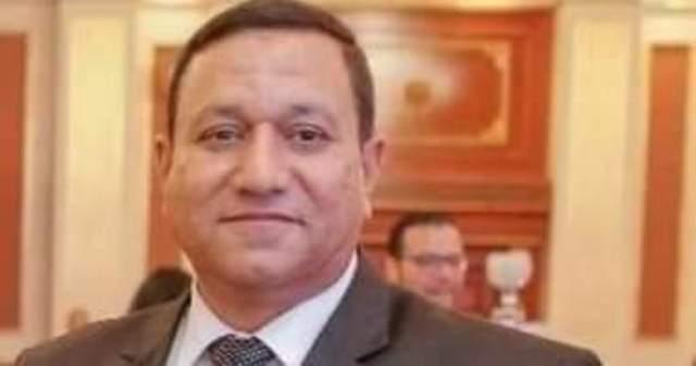 اللواء دكتور حسن محمود مساعد الوزير مدير أمن سوهاج