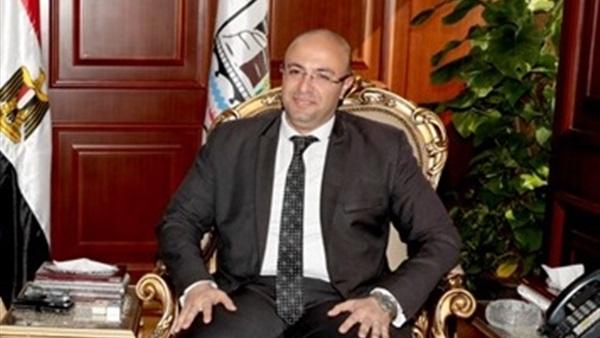 الدكتور محمد هاني محافظ بني سويف