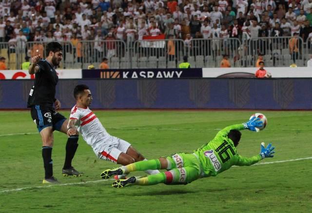 الزمالك بطلا نهائى كأس مصر فى 30 صورة