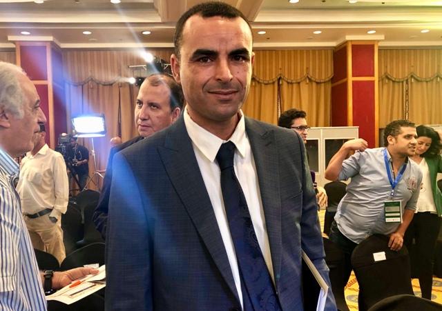 مودة بوعزة، مندوب نادي النجم الساحلي التونسي