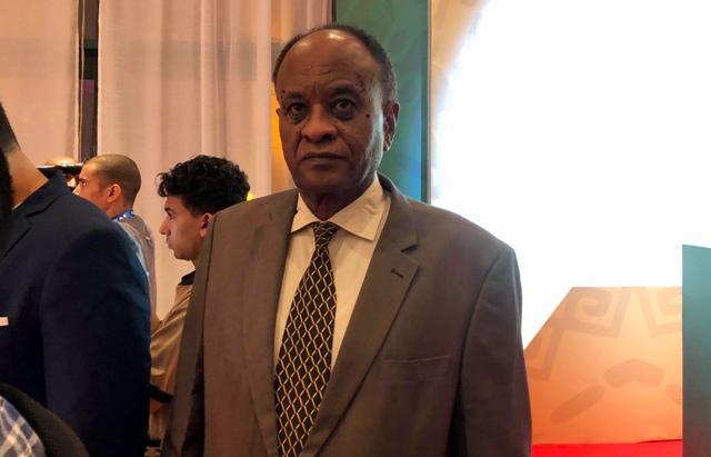 حسن عيسى الأمين العام لنادي الهلال السوداني