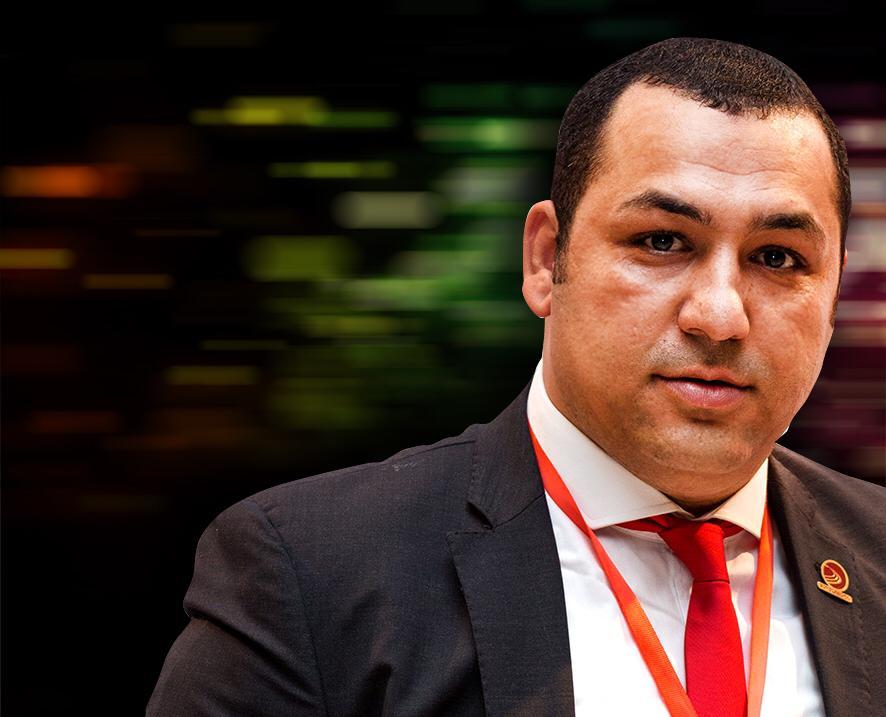 الدكتور نعيم الصباغ الرئيس التنفيذي لشركة بيوكسل فارما