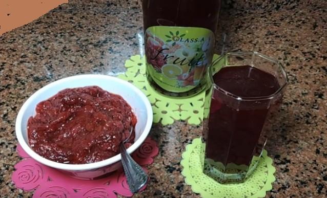 شربات الفراوله لرمضان