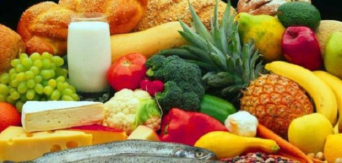 اكلات مفيدة للجسم