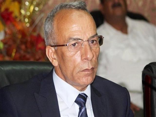 الـــلواء أركـــان حــــرب / السيد عبد الفتاح حرحور رئيس مجلس إدارة شركة مصر للاسمنت (قنا)