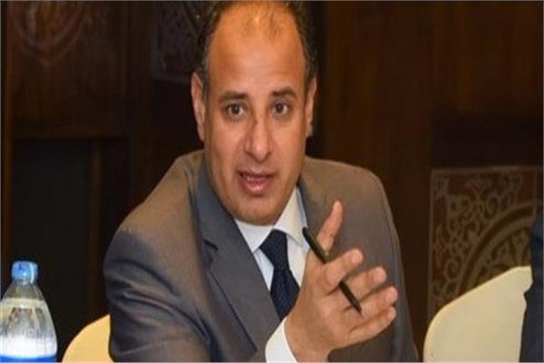 محمد سلطان رئيس اللجنة الطبية بالاتحاد المصري